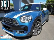 2018 MINI Cooper S  E ALL4 COUNTRYMAN 1.5 HYBRID LOCAL DEMO CAR UNDER WARRANTY SUPER LOW MILAGE