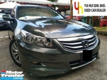 2011 HONDA ACCORD 2011 Honda ACCORD 2.4 VTi-L (A) NEW FACELIFT 1 OWNER