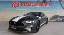 2018 FORD MUSTANG 5.0 GT NEW FACELIFT ACTIVE SPORT EXHAUST SHAKER PREMIUM SOUND SYSTEM YEAR END SALE