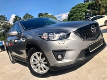 2016 MAZDA CX-5 SKYACTIV 2.0 (A) LOCAL FULL SPEC YEAR END SALES