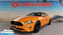 2018 FORD MUSTANG 5.0 GT NEW FACELIFT RECARO EDITION SHAKER PREMIUM SOUND YEAR END SALE SPECIAL
