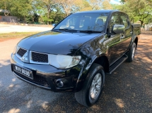 2012 MITSUBISHI TRITON 2.5 Pickup Truck (A) 1 Owner Only 4wd TipTop Condition View to Confirm