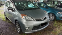 2012 PERODUA ALZA 1.5 EZI AUTO LOW MILEAGE 1 OWNER ORI PAINT