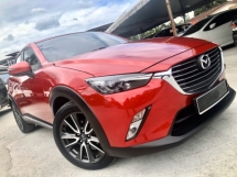 2017 MAZDA CX-3 2.0 SKYACTIV (A) FACELIFT LIMITED EDITION SUNROOF
