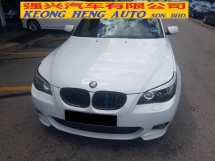 2009 BMW 5 SERIES 525i SPORT 2.5 (CKD Local Spec)