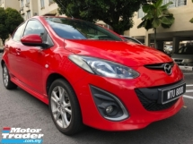 2010 MAZDA 2 1.5 (A)HATCHBACK, DIRECT OWNER,