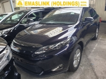 2015 TOYOTA HARRIER 2.0 Power Boot Surround Camera Local AP Unreg