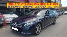 2018 MERCEDES-BENZ E-CLASS E200 CGI (A) REG 2018, ONE CAREFUL OWNER, FULL SERVICE RECORD, LOW MILEAGE DONE 22K KM, UNDER MERCEDES BENZ WARRANTY UNTIL OCTOBER 2024, 18