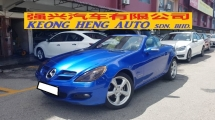 2007 MERCEDES-BENZ SLK SLK200 KOMPRESSOR 1.8cc (A) REG 2011, CAREFUL OWNER, MILEAGE DONE 78K MILES, 100% ACCIDENT FREE, BEAUTIFUL CONDITION, 17