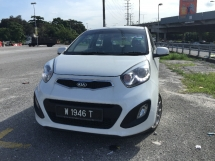2015 KIA PICANTO 1.2cc FACELIFT PREMIUM FULL SPEC TIPTOP CONDITION