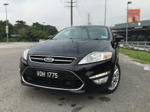 2012 FORD MONDEO 2.0 ECOBOOST TURBO PREMIUM HIGH SPEC MODEL