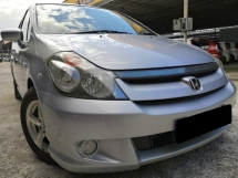 2005 HONDA STREAM Honda Stream 2.0 AT DOUBLE BLOWER AIRCOND 1 OWNER