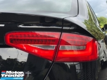 2015 AUDI A4 1.8 TFSI NEW FACELIFT ORIGINAL PAINT ONE LADY OWNER 99%LIKE NEW CAR MUCH BUY