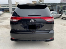 2012 TOYOTA ESTIMA AERAS FULL SPEC - BLACK INTERIOR - 2 POWER DOOR - MODERN INTERIOR - LIKE NEW - WARRANTY 1 YEAR - NEW FACELIFT - END YEAR SALE
