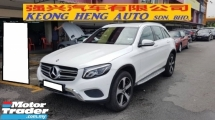 2017 MERCEDES-BENZ GLC GLC200 2.0cc (A) REG 2017, ONE CAREFUL OWNER, FULL SERVICE RECORD, LOW MILEAGE DONE 26K KM, UNDER MERCEDES BENZ WARRANTY UNTIL SEPTEMBER 2021