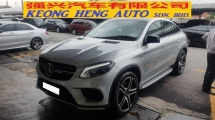 2016 MERCEDES-BENZ GLE GLE43 AMG 4MATIC 3.0cc BiTurbo Coupe (A) REG 2017, ONE CAREFUL OWNER, FULL SERVICE RECORD, VERY LOW MILEAGE DONE 3K KM, UNDER MERCEDES BENZ WARRANTY UNTIL AUGUST 2021