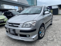 2004 HYUNDAI GETZ 1.3 AUTO CASH BUYER ONLY