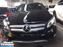 2016 MERCEDES-BENZ GLA 180 AMG UNREG.INCLUDED SST.TRUE YEAR CAN PROVE.NO HIDDEN CHARGE.JAPAN.ORI AMG BODYKIT N RIM.LED LIGHT.MEMORY SEAT.REVERSE CAM.POWER BOOT.KEYLESS ENTRY.PUSH START BUTTON N ETC.FREE WARRANTY N MANY GIFTS