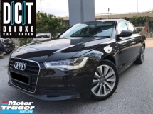 2015 AUDI A6 2.0T HYBRID HIGH SPEC (A) FULL SERVISE RECORD AUDI MALAYSIA SUNROOF NAVI PLAYER REVERSE CAMERA LEATHER SEAT ELECTRIC SEAT PUSH START BUTTON