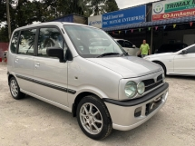 2007 PERODUA KENARI AERO SPORT EZI ONE OWNER FACELIFT TIPTOP LIKE NEW