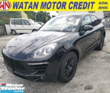 2014 PORSCHE MACAN 2.0 Turbo Japan Spec Unregister 1 YEAR WARRANTY