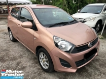 2016 PERODUA AXIA G (A) ONE LADY OWNER