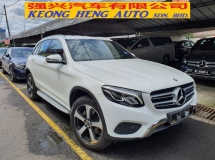 2017 MERCEDES-BENZ GLC 200 Mil Done 26K km