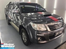 2015 TOYOTA HILUX DOUBLE CAB 2.5G (AT)