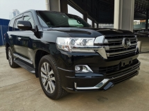 2018 TOYOTA LAND CRUISER 4.6 ZX Landcruiser Unreg Sale Offer