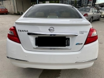2011 NISSAN TEANA 250XV PREMIUM FULL SPEC 2.5 AUTO = FOC WARRANTY = YES YEAR END SALE = TIP TOP CONDITION = MUST BUY UNIT