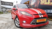 2012 FORD FIESTA 1.6 (A) SPORT Ti-VCT FULL BODYKIT !! CBU NEW FACELIFT !! PREMIUM FULL HIGH SPECS !! ( WXX 9766 ) 1 CAREFUL OWNER !!