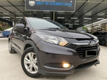 2015 HONDA HR-V GRADE E E-SPEC = SERVICE UNDER HONDA MALAYSIA = 1 OWNER = YES YEAR END SALE = WELCOME