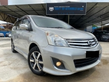 2013 NISSAN GRAND LIVINA IMPUL 1.8L (A)= FULL SPEC= 1 OWNER = YES YEAR END SALE= TIP TOP CONDITION= LEATHER SEAT= FOC WARRANTY