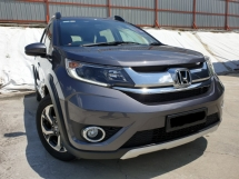 2018 HONDA BR-V 1.5 V (A) 8,000 km ONLY LIKE NEW