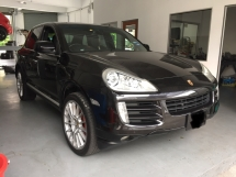 2008 PORSCHE CAYENNE 4.8 TURBO PANORAMIC ROOF REVERSE CAMERA REGISTER 2009