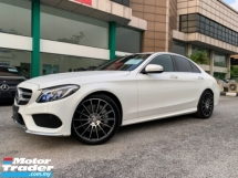 2015 MERCEDES-BENZ C-CLASS C250 AMG DYNAMIC HANDLING JAPAN UNREG BUY&WIN 5 YEARS WARRANTY