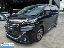2015 TOYOTA VELLFIRE 2.5ZG Edition Modelista Bodykit Roof Monitor Unreg Sale Offer