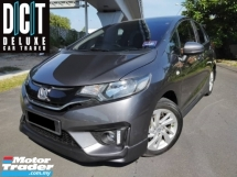 2018 HONDA JAZZ 1.5 V FACELFIT LED FULL SERVISE RECORD HONDA TIP TOP CONDITION FREE ACCIDENT