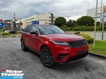 2018 LAND ROVER RANGE ROVER {U.K LAND ROVER APPROVED PRE-OWNED} VELAR 3.0L P380 HSE R-DYNAMIC FULL SPEC. P250 CAYENNE SPORT P300