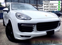 2015 PORSCHE CAYENNE GTS 3.0 TURBO (UNREG) FREE WRTY n SERVICE CHEAPEST IN TOWN