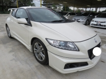 2015 HONDA CR-Z 1.5 (A) Hybrid S-Plus One Lady Owner Mugen Bodykit 100% Accident Free high Loan Tip Top Condition Must View