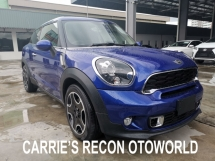 2014 MINI PACEMAN COOPER S  - JAPAN SPEC - UNREG (SPECIAL COLOR)