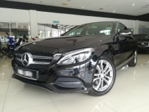2015 MERCEDES-BENZ C-CLASS C200 W205 AVANT-GARDE 2.0 TURBO LOCAL C&C NAVIGATION