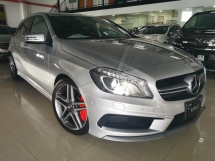 2014 MERCEDES-BENZ A45 AMG 4 MATIC