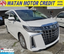 2018 TOYOTA ALPHARD 2.5 SC New Facelift Full Leather Unregister