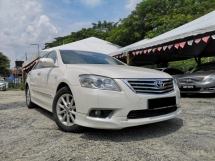 2010 TOYOTA CAMRY 2.0G new facelift 1 lady owner fu L0n easy