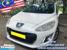 2014 PEUGEOT 308 1.6 THP FACELIFT (A) TURBO PANORAMIC