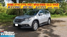 2013 HONDA CR-V 2.0L i Vtec 4WD (A) REG 2013, ONE CAREFUL OWNER, LOW MILEAGE DONE 80K KM, 100% ACCIDENT FREE, 17