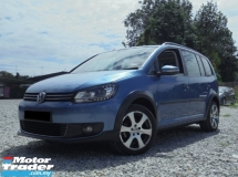 2012 VOLKSWAGEN CROSS TOURAN 1.4 TSI 7Sp DSG Panoramic