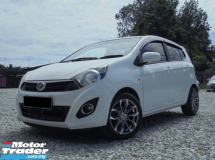 2015 PERODUA AXIA 1.0 G Spec TipTOP Condition LikeNEW